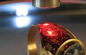 ædelmetal ring analyse adelmetalkontrol